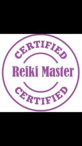 reiki certification badge