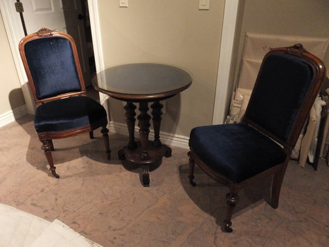 Antique Parlour set