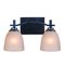 2-bulb Wall Light Fixture