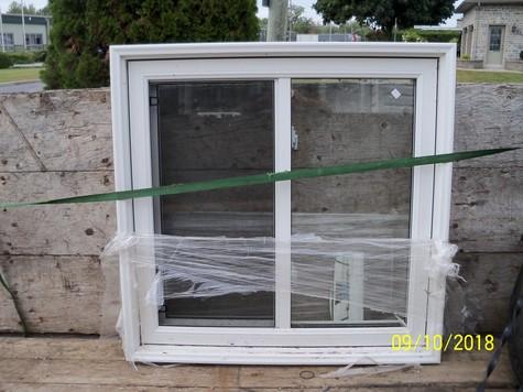 Brand New Sliding Window