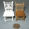 Miniature & Dollhouse Tables & Chairs