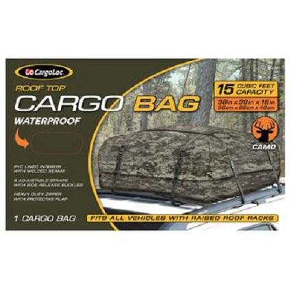 SUV cargo bag