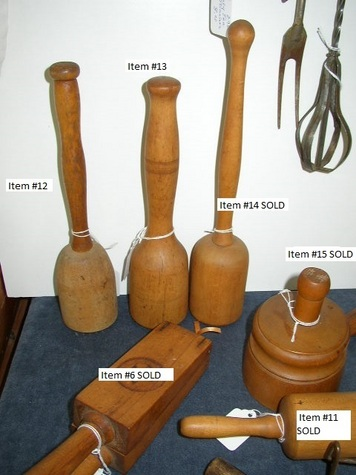 Antique & Primitive Kitchenware
