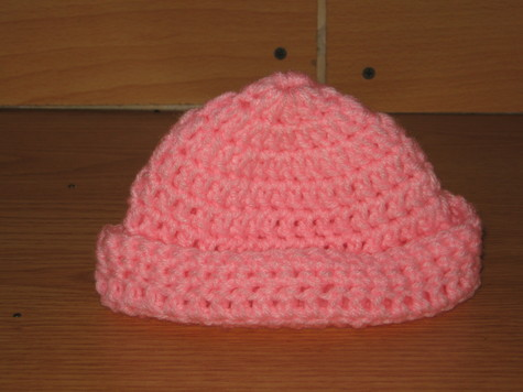 Baby Girl Hat 1