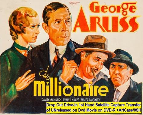 """The Millionaire"" (1931){DVD-R}"