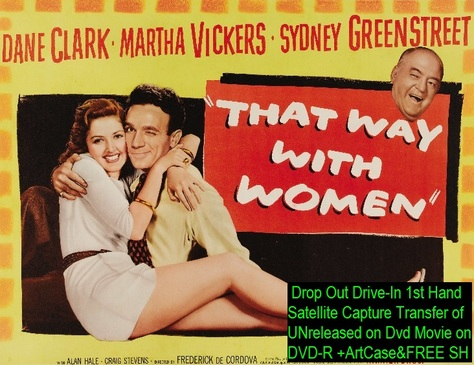 """""""That Way With Women"""" (1947){DVD-R}"""