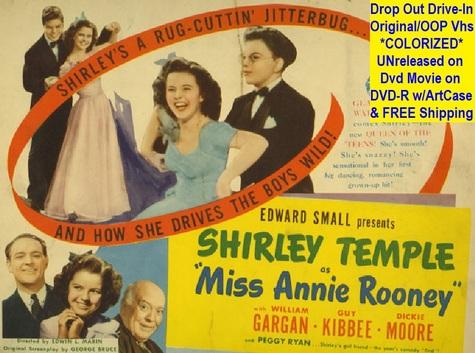 """""""Miss Annie Rooney"""" (1942){DVD-R}"""