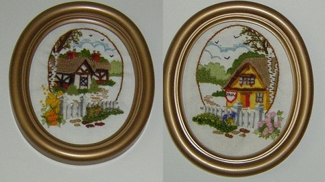 Swedish-Style Cottage & Yellow Cottage-Inn