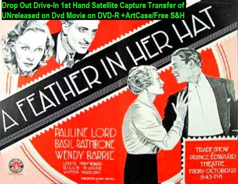 """""""A Feather in Her Hat"""" (1935){DVD-R}"""