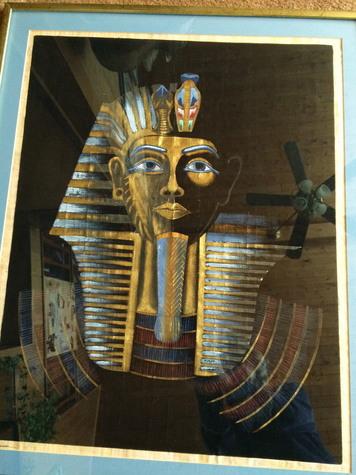 pharaohframedpicture