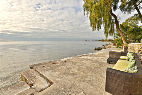 91 Lake Promenade, Toronto ON Waterfront Home For Sale