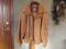 Bombardier Leather Coat