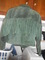 Suede-Leather with Fringe Ladies Jacket size M $25.