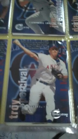 1996 Circa baseball card