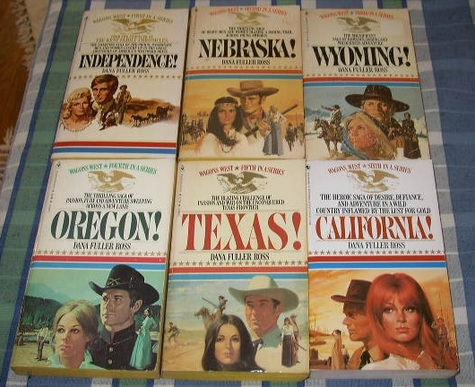 Wagons West Book Series