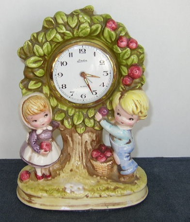 Working, Linden, Wind-Up, Alarm Clock