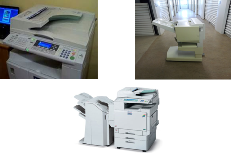 Color Copy Machine