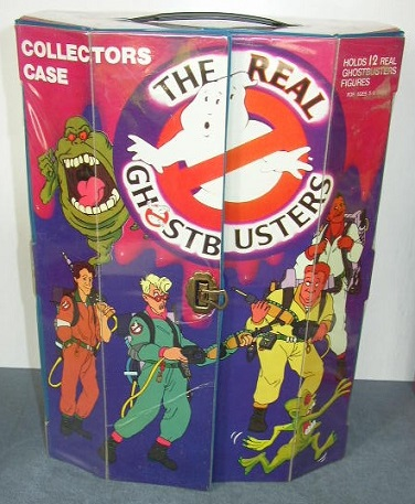 Ghostbusters Collectors Case