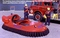 Hovertrek Hovercraft Rescue Deluxe 4 Passenger Inline Seating