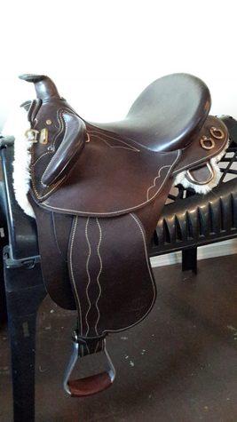 Porters Australian Saddle Ringer Poley