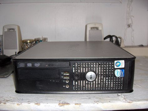 Dell OptiPlex 755 USF