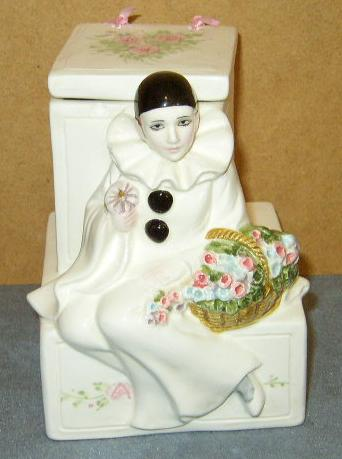 "Schmid, Harlequin Collection - ""Pierrot Love"""