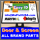 Marvin and Integrity Double Single Hung Window Parts
