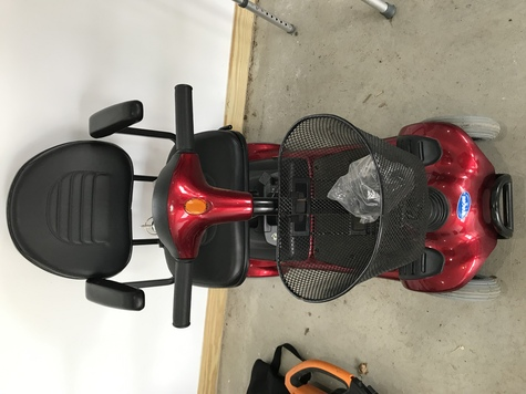 Lynx 4 Scooter