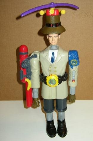 Inspector Gadget Toy - McDonald's Toy