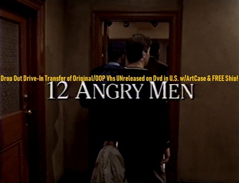 """""""12 Angry Men"""" (1997){DvdR}"""