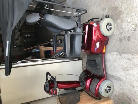 Aurora 40 Scooter