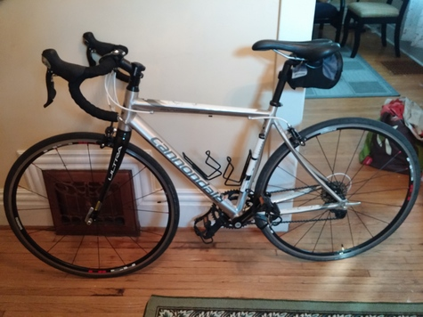 "Cannondale 51"" bike"