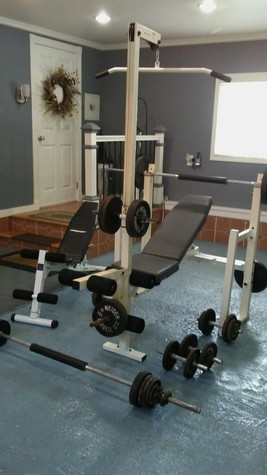 Weider 305 Home Gym