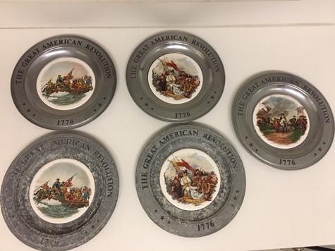 Revolutionary plates