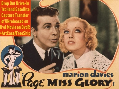 """Page Miss Glory"" (1935){DvdR}"