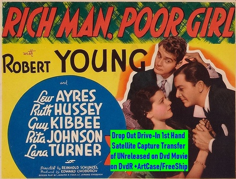 """Rich Man.Poor Girl"" (1938){DvdR}"