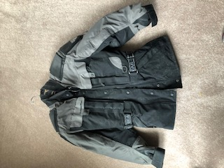 First Gear Women's Medium Motorcycle Jacket