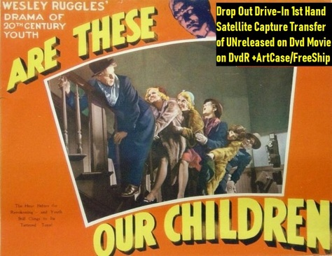 """""""Are These Our Children"""" (1931){DvdR}"""