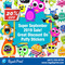 Super September 2019 Sale 20% Discount on Puffy Stickers