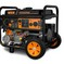 DUAL POWERED GENERATOR-Choose to use gas or propane!