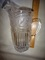 Estate Antique Retrto Pair Very, Very old Etched Pitchers
