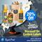 Happy Halloween 20% Discount On Custom Labels | RegaloPrint