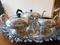 Vintage Rogers Canada silver tea set