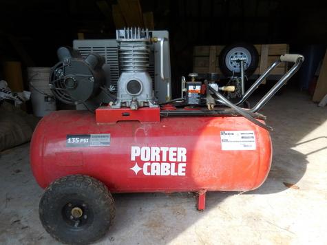Porter Cable Air Compressor