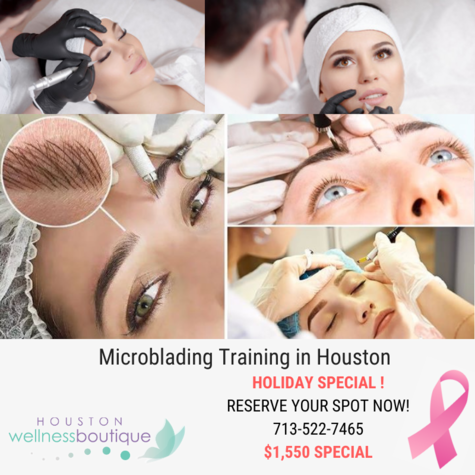 Microblading Houston Training Sale