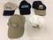 Estate Oil & Gas Memorabilia 5 Hats