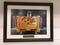 Estate Oil & Gas Memorabilia Framed Equipment