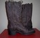 Women's Esprit Prmatt Leather Boots - Size 10M - Unworn