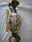 Estate Italian Hand Painted Urn by Mario Manetti