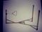 Invacare bariatric trapeze unit